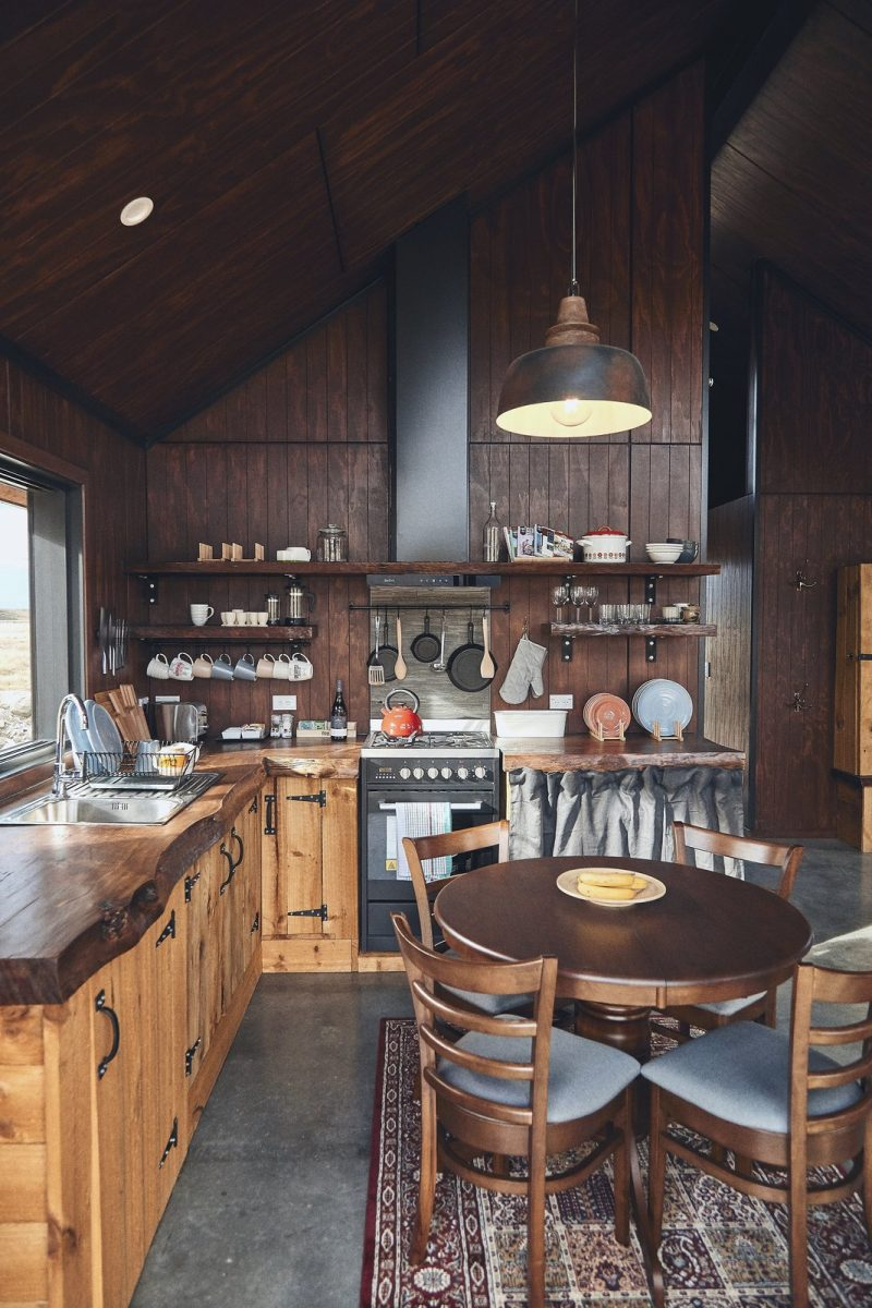 a cozy dream cabin in new zealand  the style files in