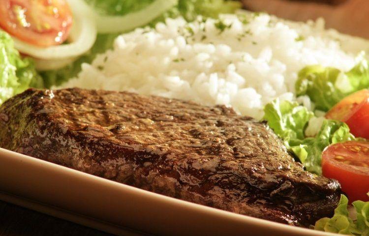 طريقة ستيك لحم مع الأرز سيدات مصر Beef Steak Food