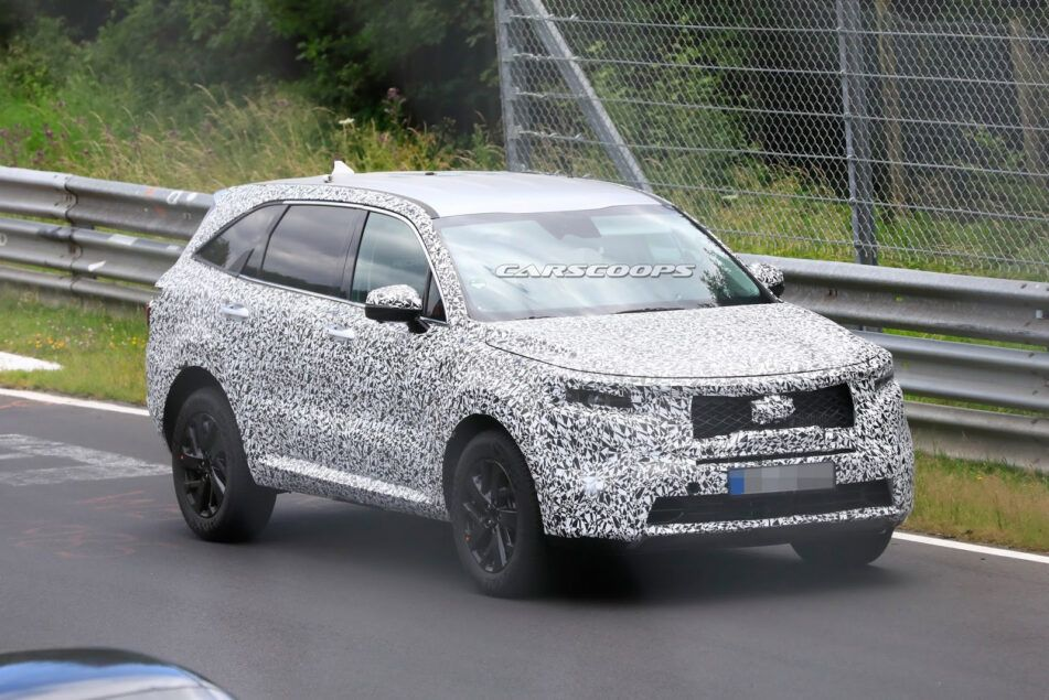 6 Things You Can Expect In The 2021 Kia Sorento