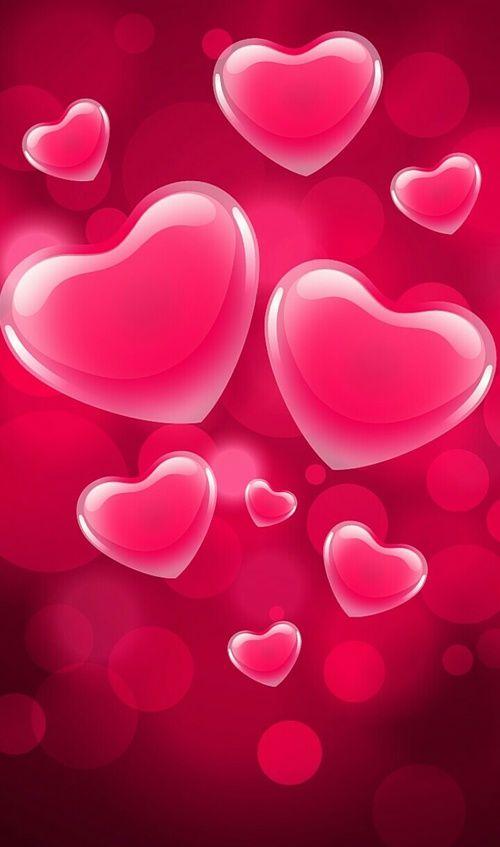 Pin By Sofia On Heart Wallpaper Heart Wallpaper Heart Iphone Wallpaper Cute Love Wallpapers