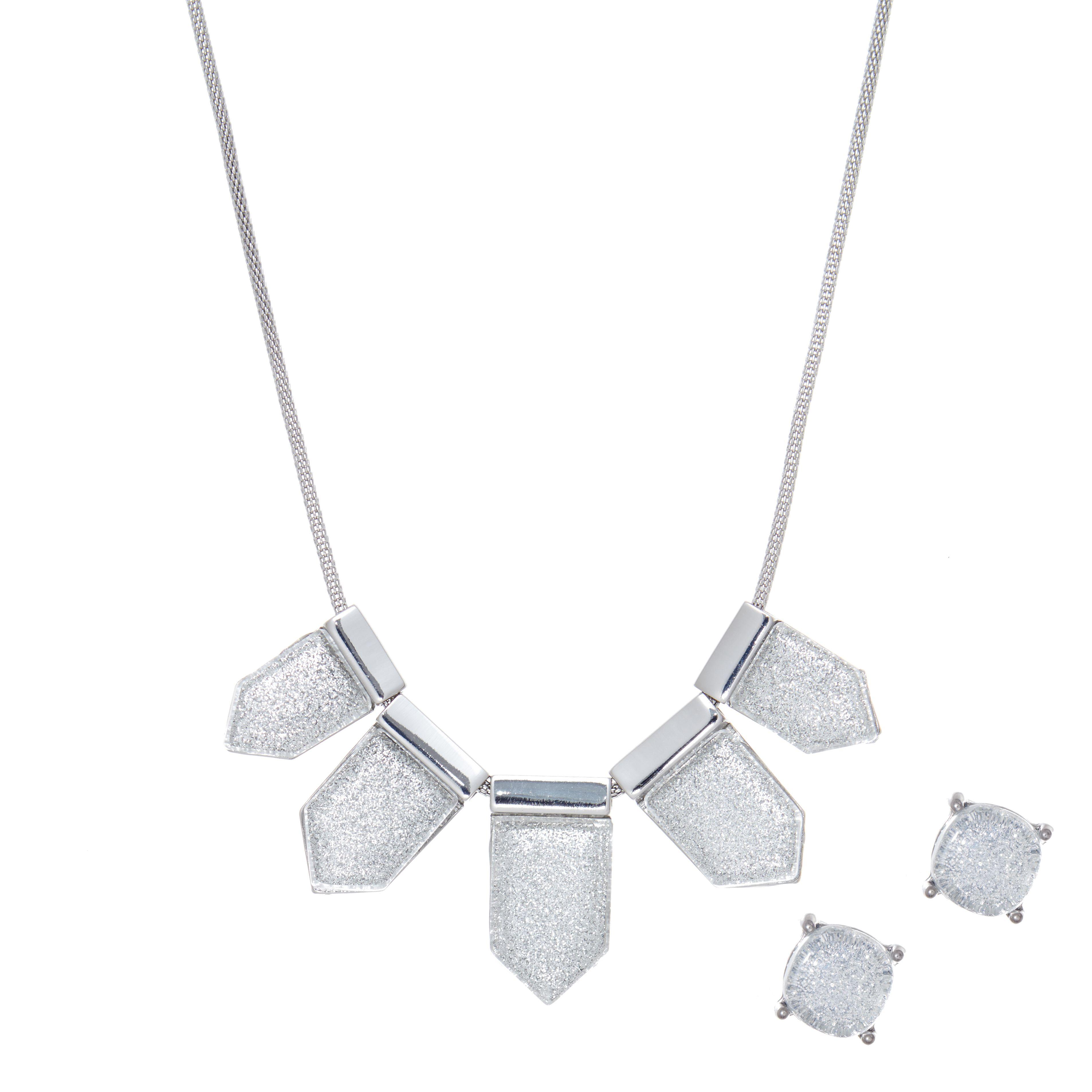 Qt Necklace & Earring Set #TraciLynnJewelry   Traci lynn ...