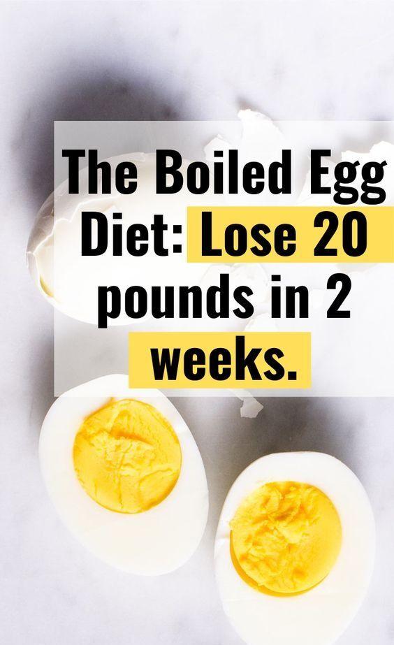 Photo of Die Diät mit gekochtem Ei