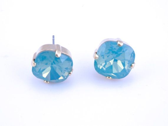 Hey, I found this really awesome Etsy listing at https://www.etsy.com/listing/208437424/oceana-swarovski-cushion-cut-pacific