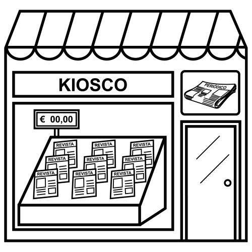 Kioscojpg  oficis  Pinterest  Educacion infantil Ciudad y