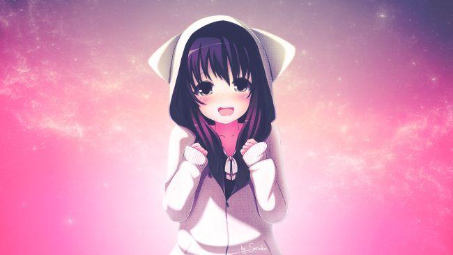 You in anime version | pretty pics | Cute anime girl