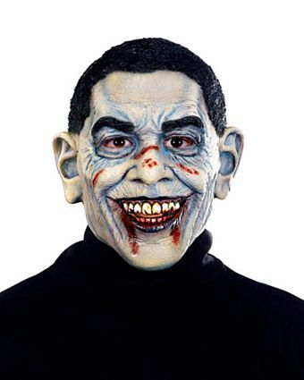 Adult Zombie President Obama Mask | Masks-Famous Faces Halloween Costumes  sc 1 st  Pinterest & Adult Zombie President Obama Mask | Masks-Famous Faces Halloween ...