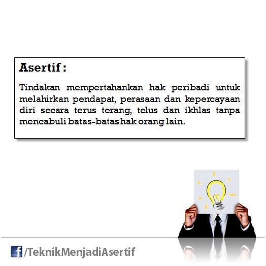 Apa itu 'asertif'? (With images) | Apa, Itu