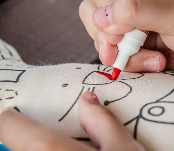 CRiações em família & cia. - 1 coelho + 1 coelha + 4 canetas + frete incluso [kit]