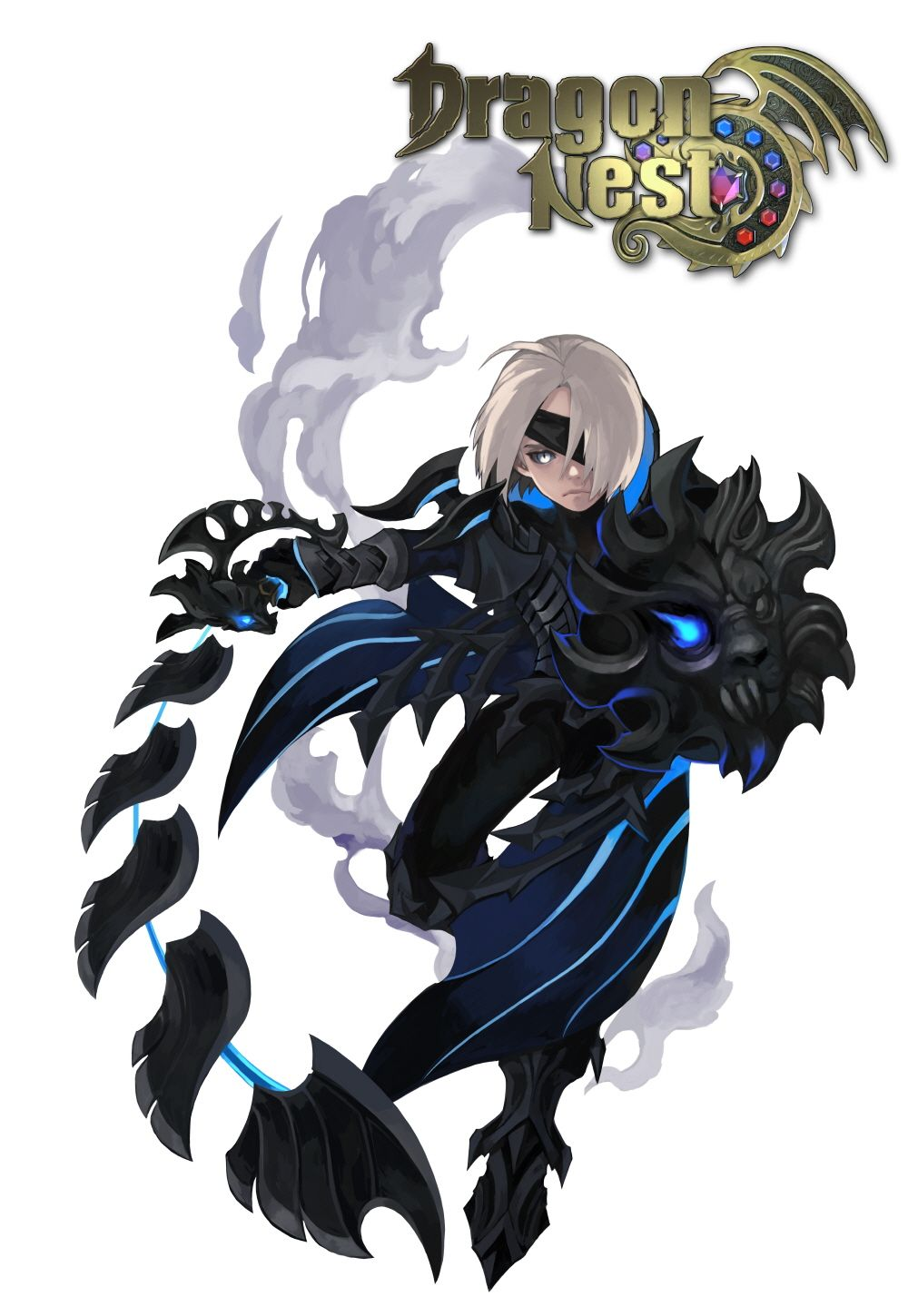 Dragon Nest  Cleric spin-off class - Arch Heretic                                                                                                                                                                                 More