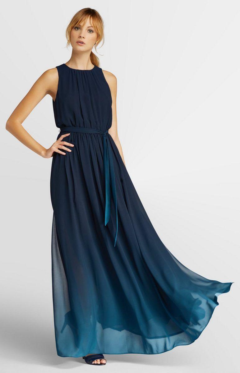 Apart Abendkleid mit zartem Farbverlauf kaufen  OTTO