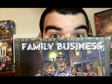 Family business card game review youtube p a r t y pinterest family business card game review youtube reheart Image collections