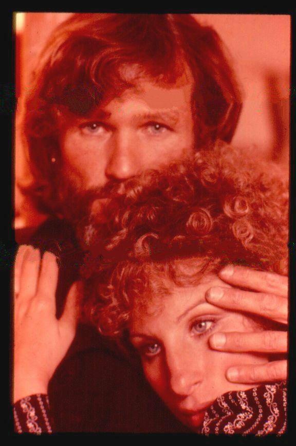 Barbra Streisand And Kris Kristofferson Film A Star Is Born A Star Is Born Barbra Barbra Streisand