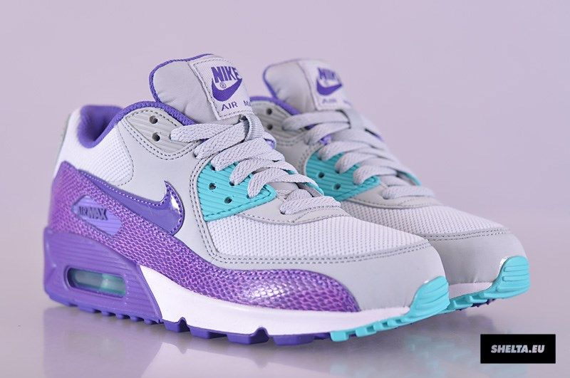 bd0e9803cb Nike Sportswear Womens Air Max 90 (325213-036) | ♥ Fashion ...