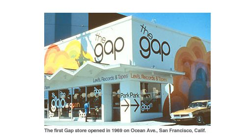Image result for first gap store images