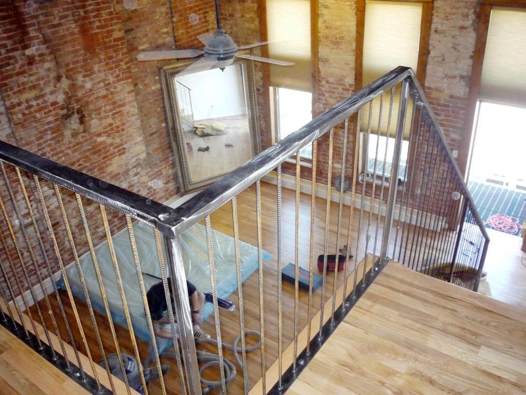 Best Rebar Stair Railings Google Search Stair Railing 400 x 300