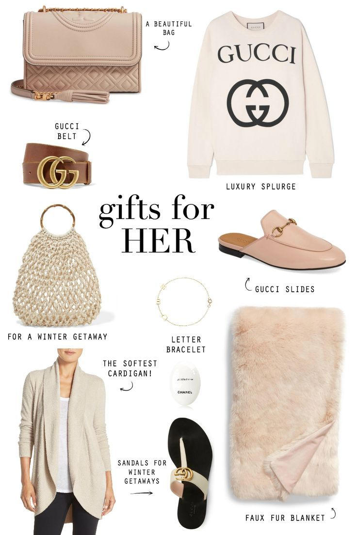 Gift guide for her in 2020 luxury gifts for women