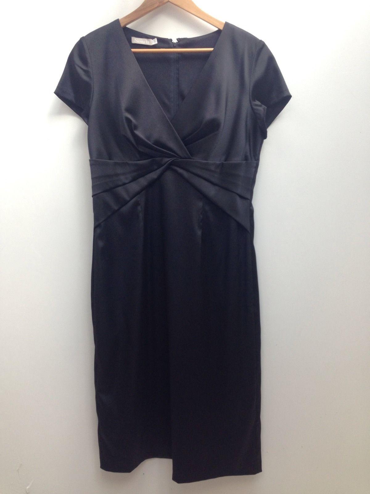 Noni b black dress 2t