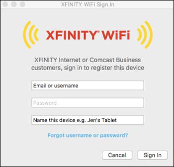 Xfinity Wifi Sign In >> Xfinity Wifi Hotspots Overview Iphone Wifi Iphone Ios