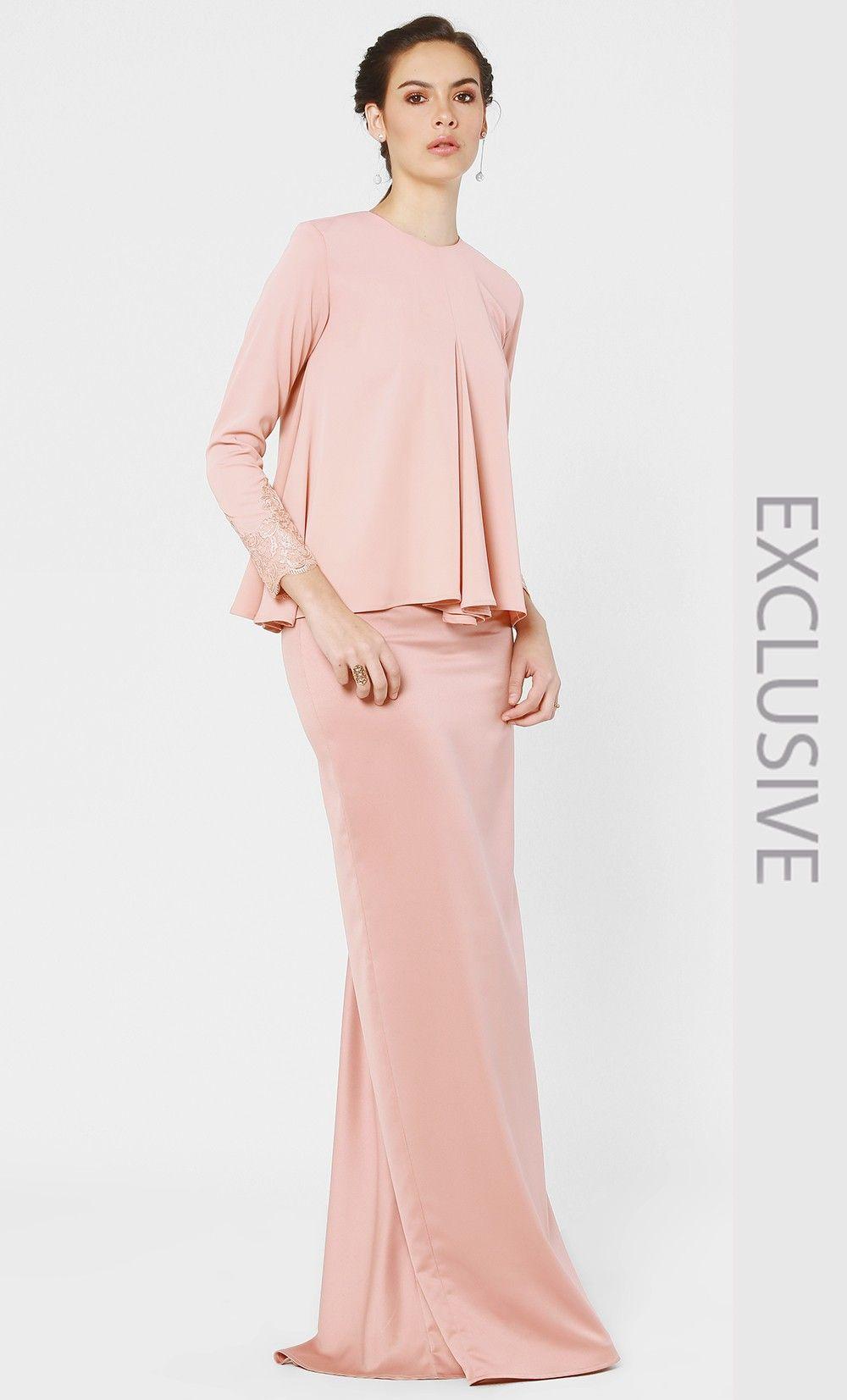 Pin by iffah k on raya inspiration pinterest dusty pink dahlia