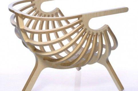 Sedia conchiglia sit the f reak down pinterest cnc wood