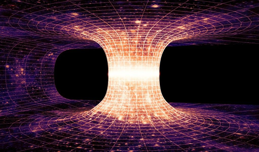 "Scientists Create The First Magnetic ""Wormhole"" That ..."