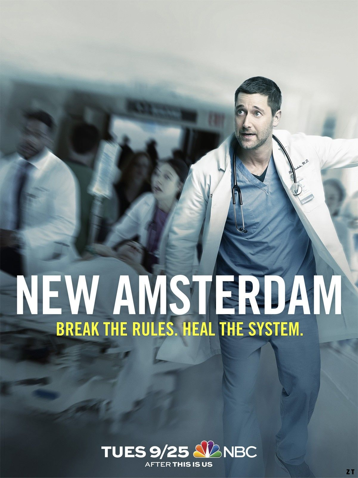 Watch New Amsterdam (2018) episodes in streaming | BetaSeries.com