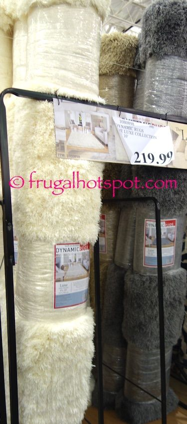 Dynamic Rugs The Luxe Collection 8u2032 X 10u2032. #Costco #FrugalHotspot