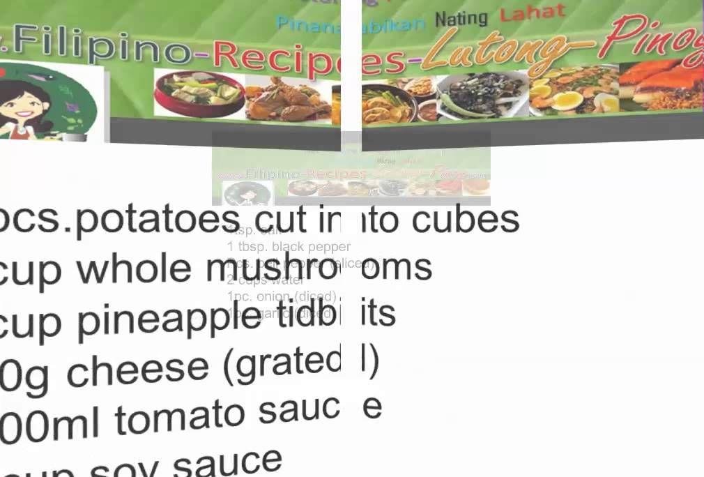 Bakareta Beef Caldereta Filipino Recipe Lutong Pinoy Bakareta Beefcalderetafilipinostyle