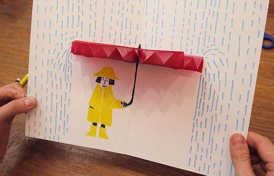 3d Bilder Mit Kindern Machen Dekoking Com 4 Basteln Kreativ 3 D Bilder