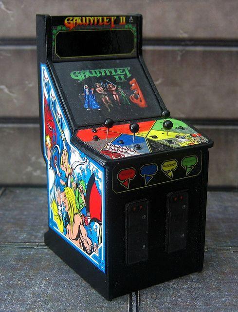 Gauntlet 2 Mini Arcade Mini Arcade Arcade Arcade Games