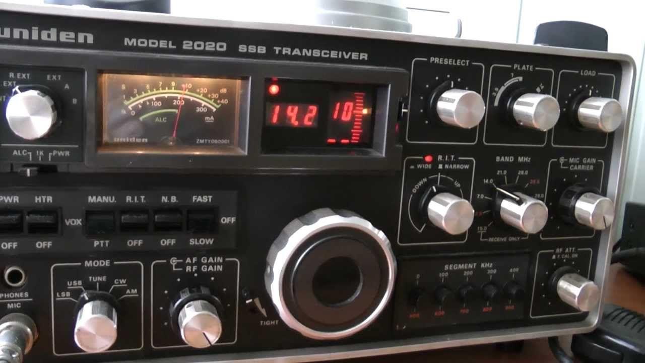uniden president hr2600 amateur radio