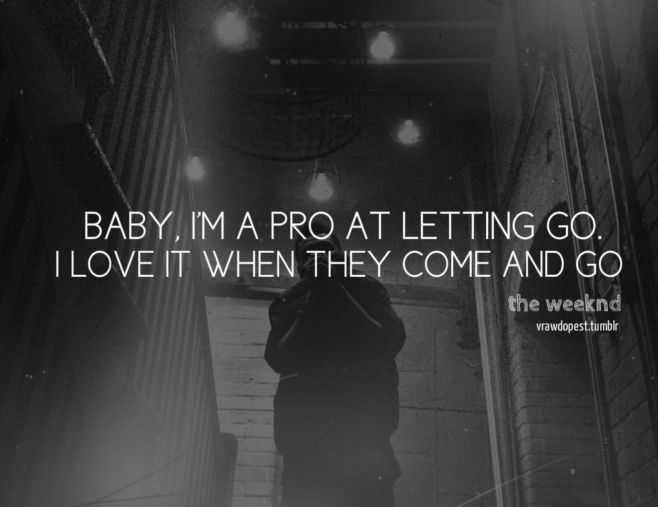 The Weeknd Love Quotes