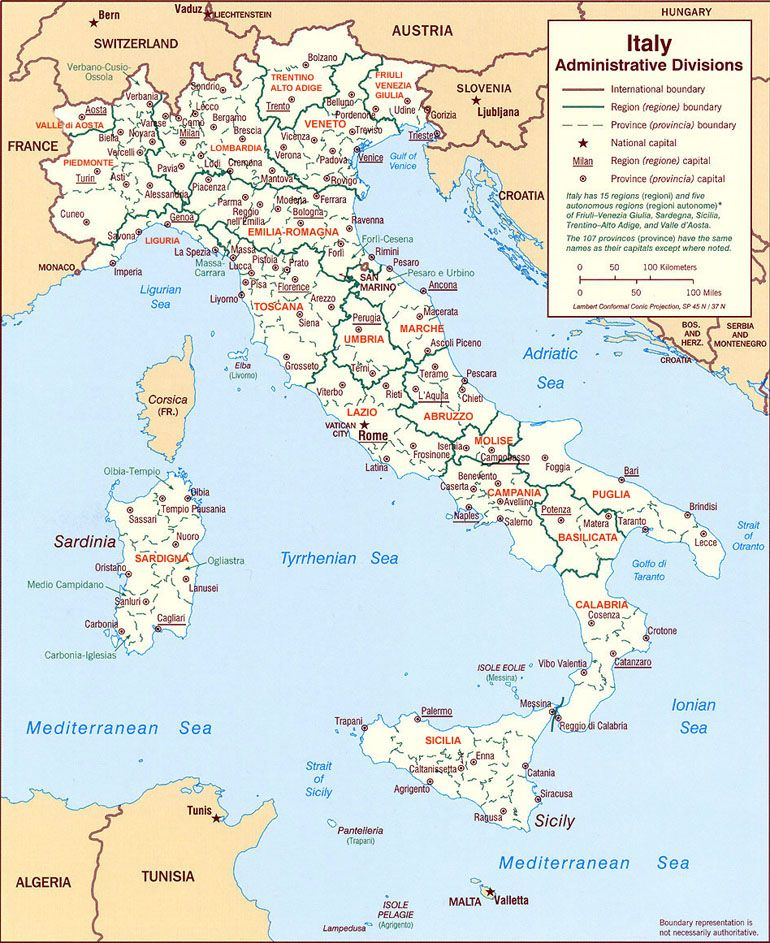 Cartina Italia Google Maps.Cartina Regione D Italia Mappa Dell Italia Italia Mappe