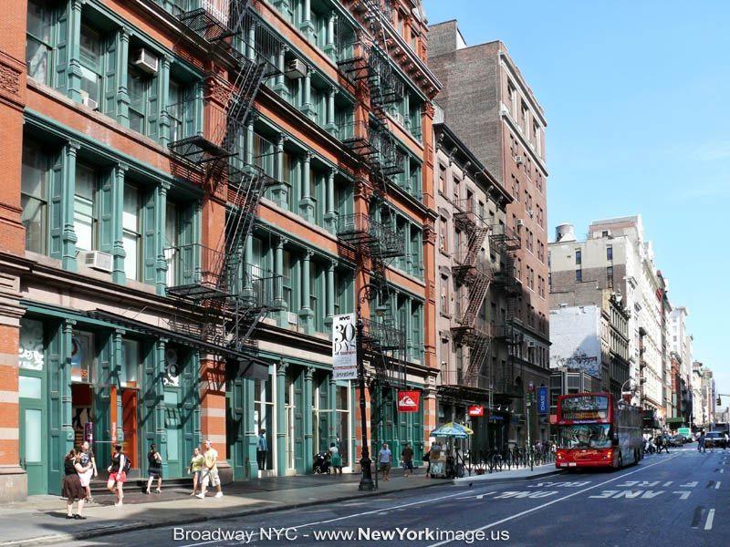 Broadway Lower Manhattan Broadway Nyc Lower Manhattan New York