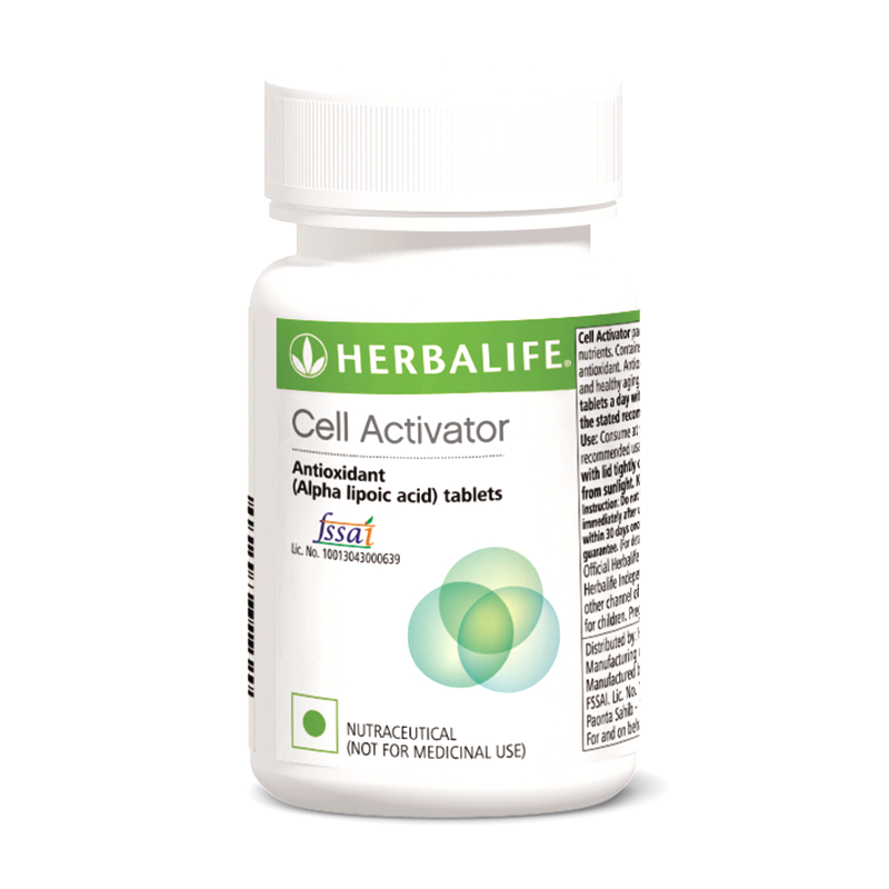 Independent Herbalife Distributor Cell Activator New 60 Tablets Herbalife Cellular Energy Antioxidants