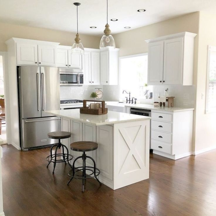 50 small kitchen remodel and amazing storage hacks on a budget 18 #kitchenremodelsmall