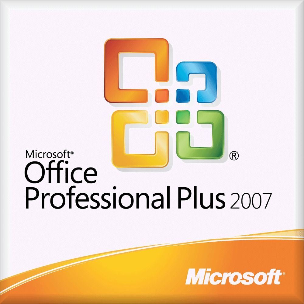 product key for ms office 2007 professional