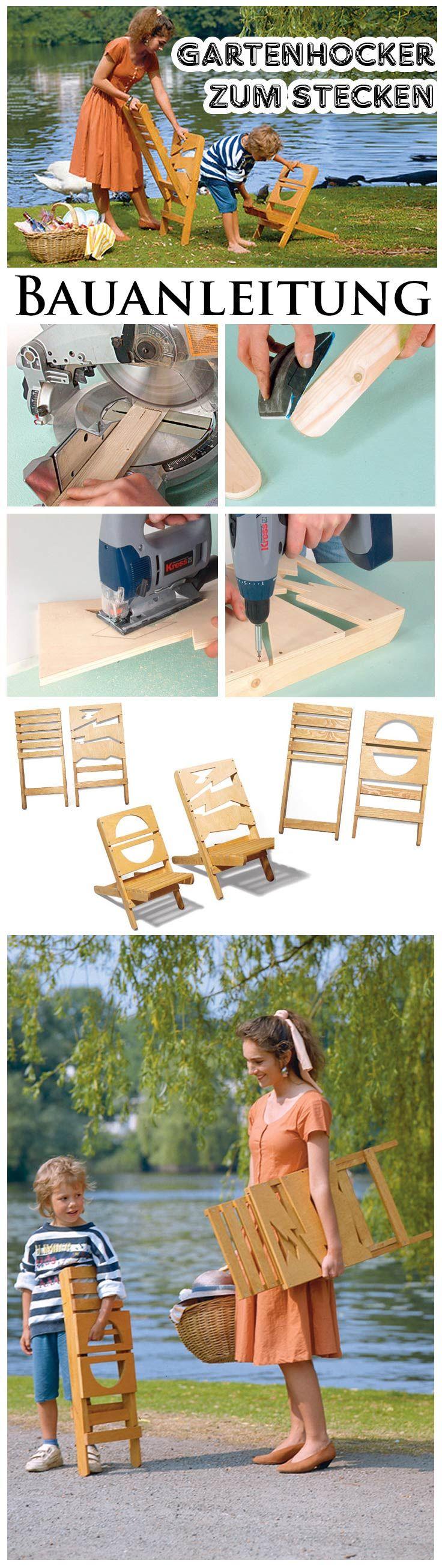 Lovely Garten Ideen Hocker Klappstuhl Holz Wir Diy M bel Diy Projekte Selber Bauen Holzarbeiten Schweden