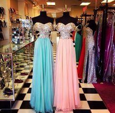 Best friend matching prom dresses. | Dresses ♔ | Pinterest | Prom ...