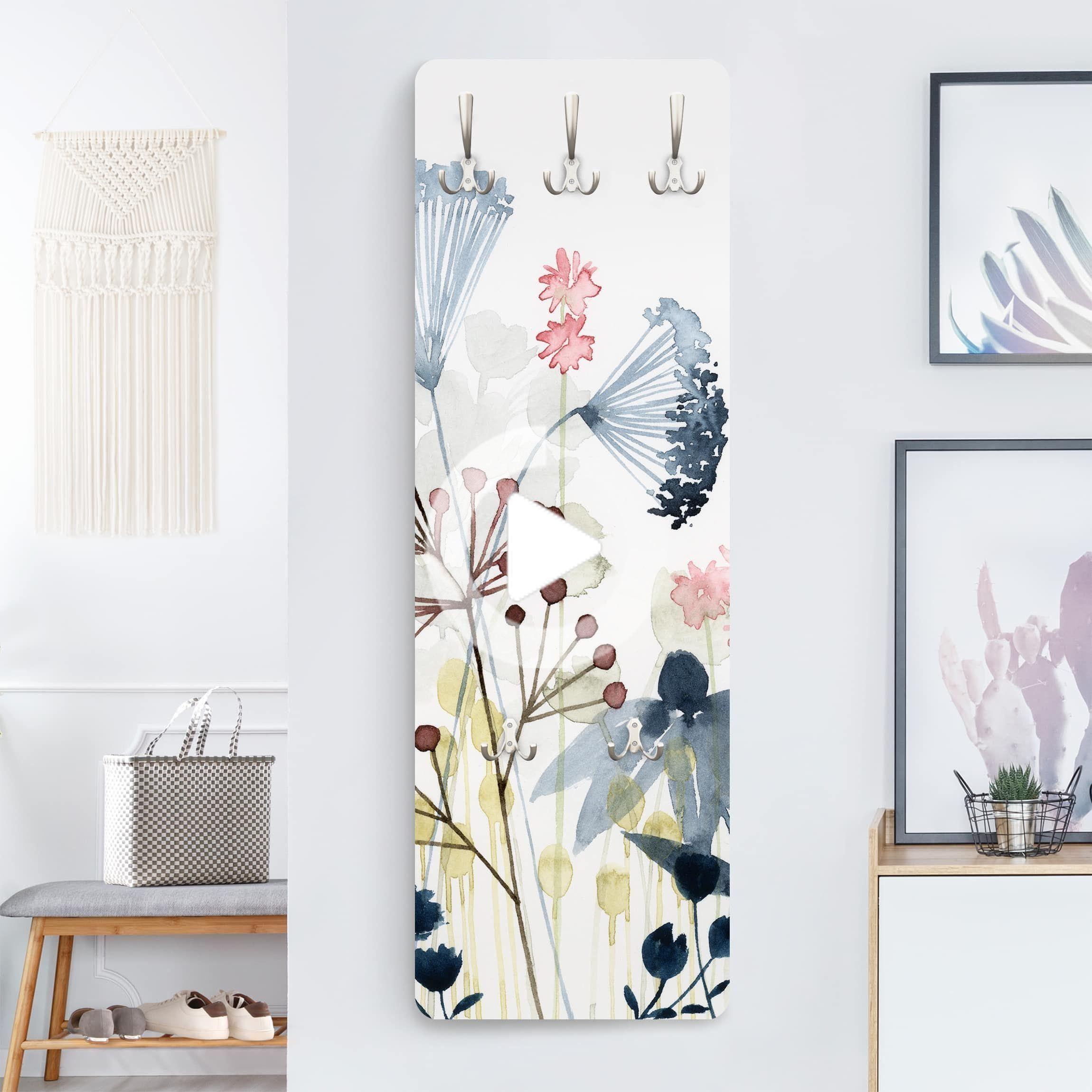 Photo of Wardrobe – wildflower watercolor I