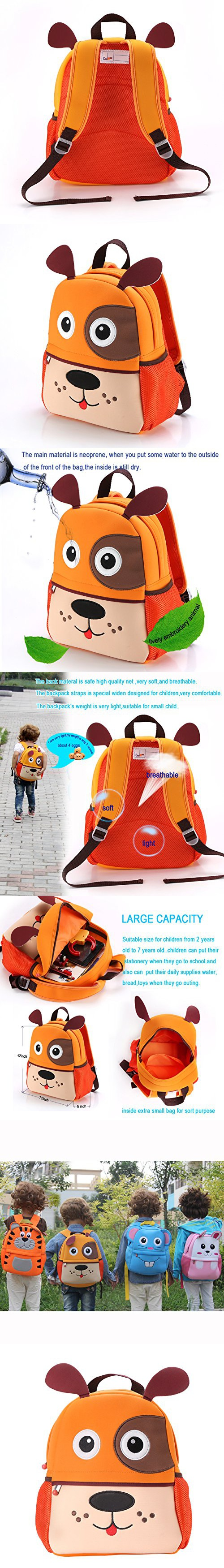 7b0b3e72195b Coolwoo Kid Backpack
