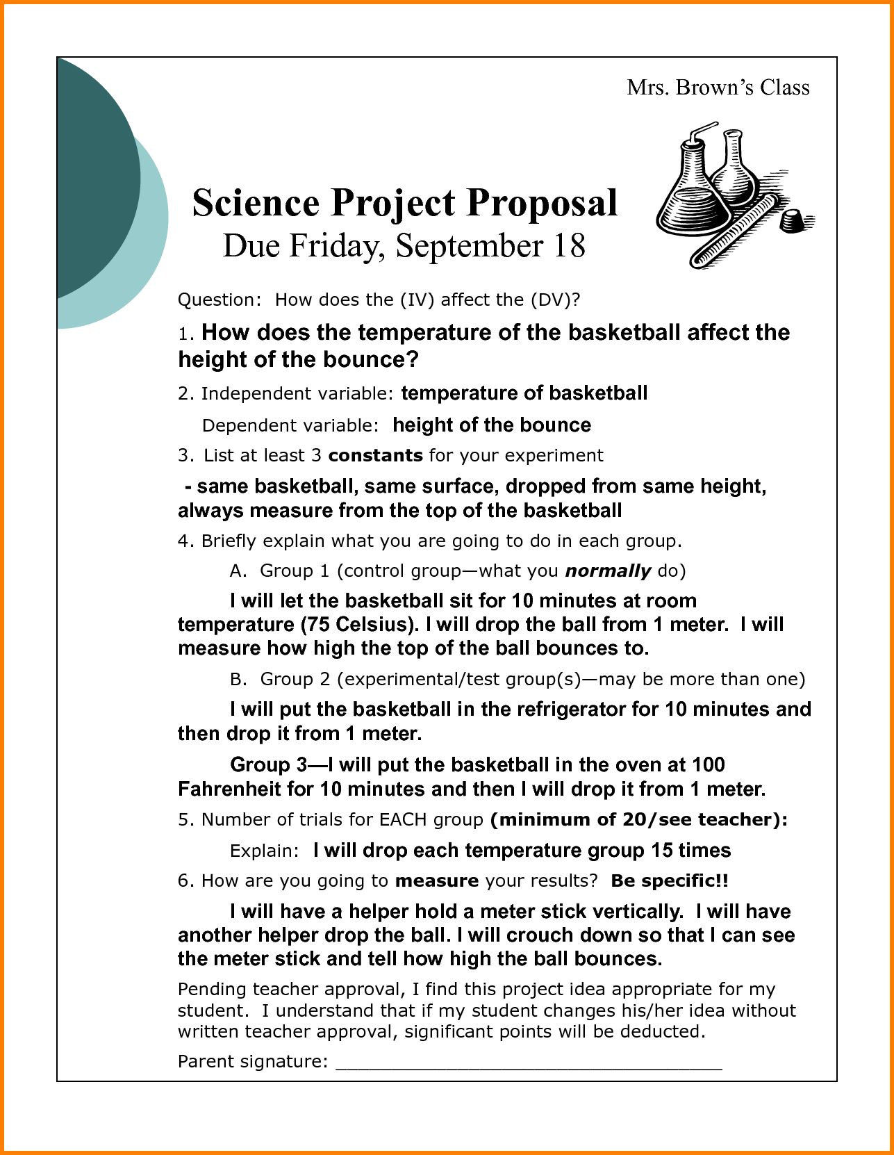 Project Proposal Format Template Sponsorship Form Business Salary  Certificate Sample For Students Science Example Letter  Project Proposal Format Template