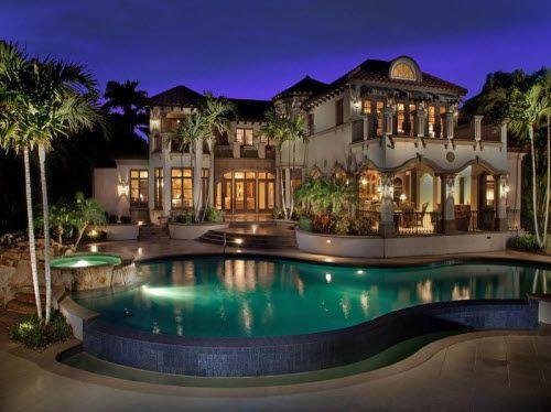 11 900 000 Mediterranean Estate In Naples Florida In 2019