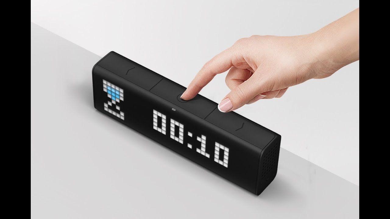 Smart Digital Clock Clock, Alarm clock, Digital clocks