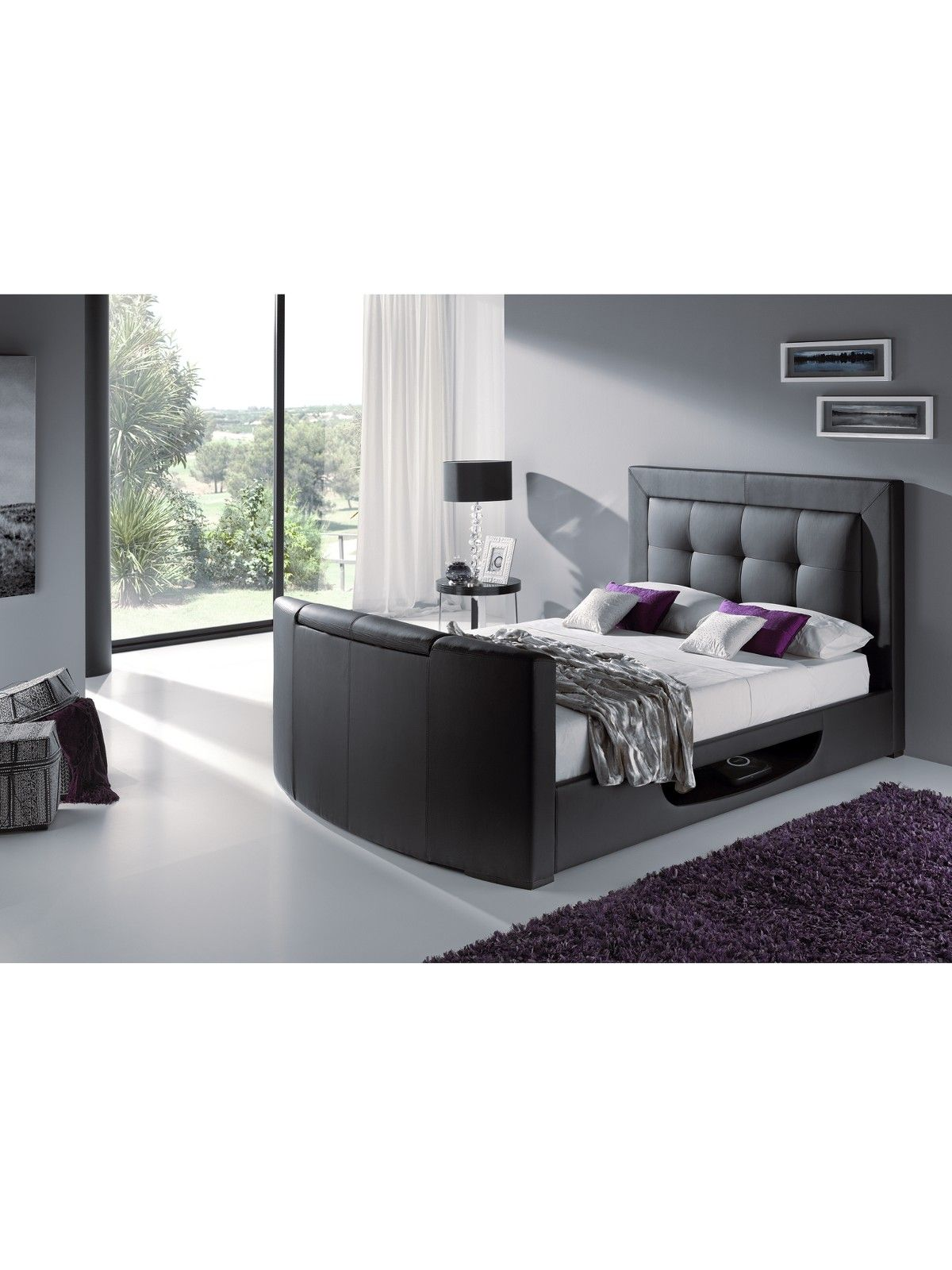 HOME COLLECTION Alexis TV Bed Frame | Very.co.uk | Home Sweet Home ...