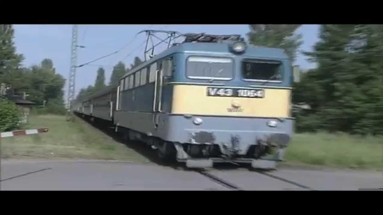 Rail Away: Hongarije (Boedapest - Keszthely + Boedapest - Eger)