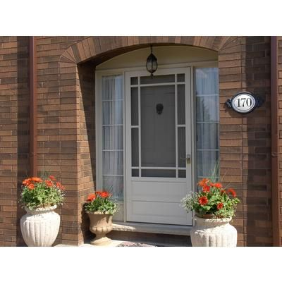 DIY   Prairieview Wood Screen Door 34 Inch X 80 Inch   STWP34   Home Depot