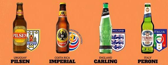 Cervejas Do Mundo Parte Ii Cerveja Costa Rica Copa Do Mundo