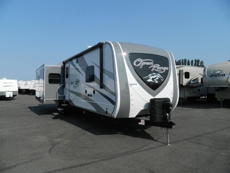 Open Range 32ft Open Range Travel Trailers For Sale Rv For Sale