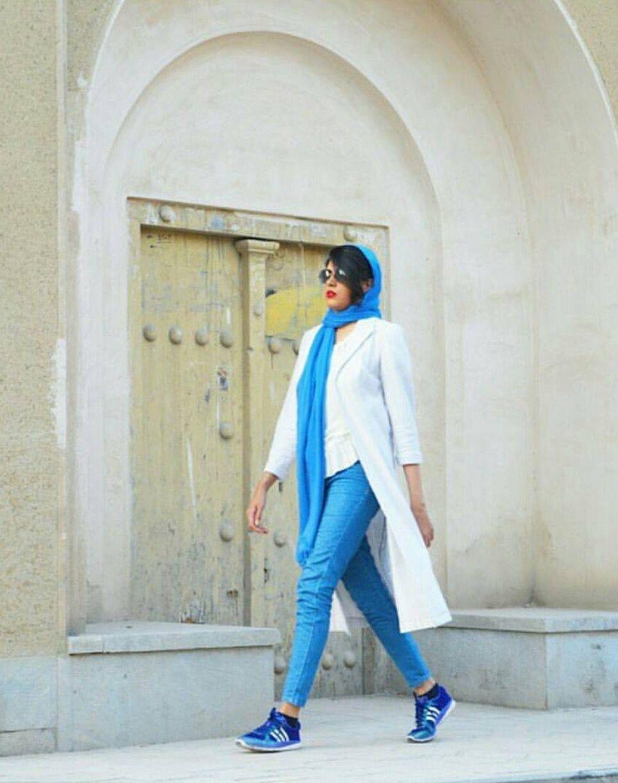 Street style # women fashion# iran | Tehran's street style ...